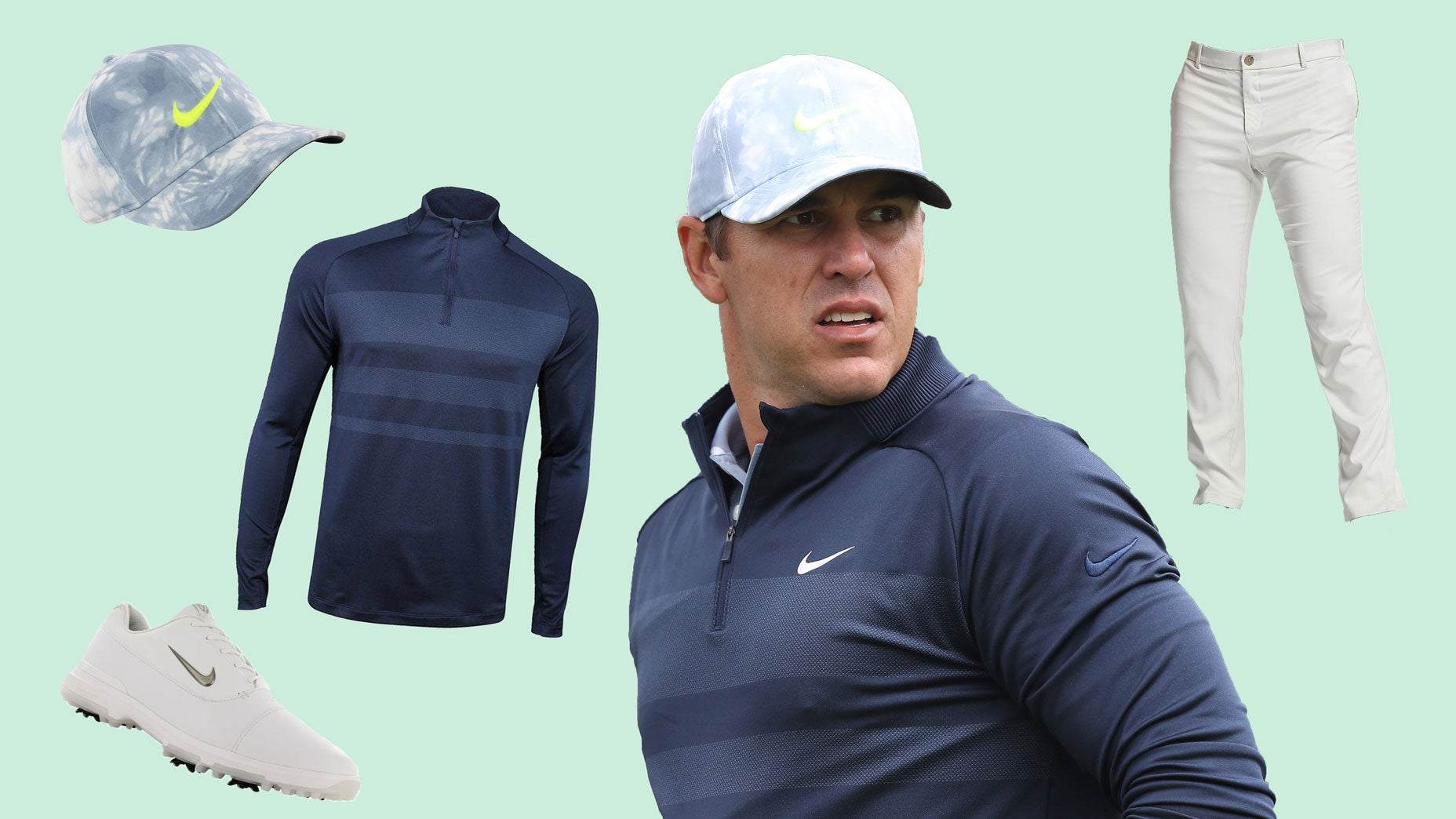 Brooks Koepka clothes