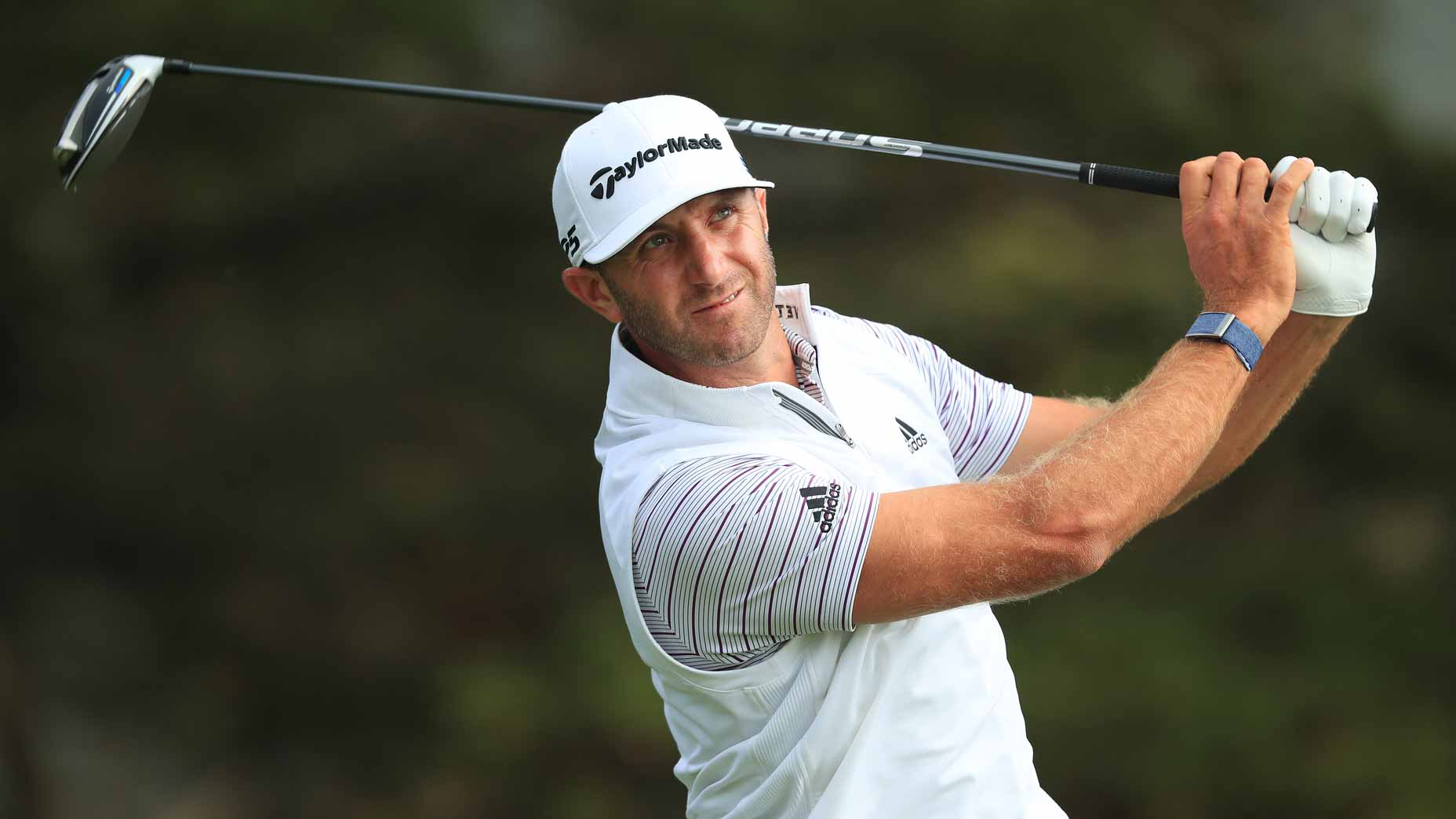 Pro golfer Dustin Johnons at 2020 PGA Championship
