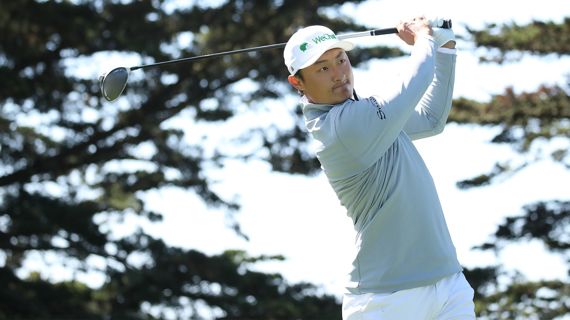 Haotong Li, mercurial and talented, is your PGA Championship leader