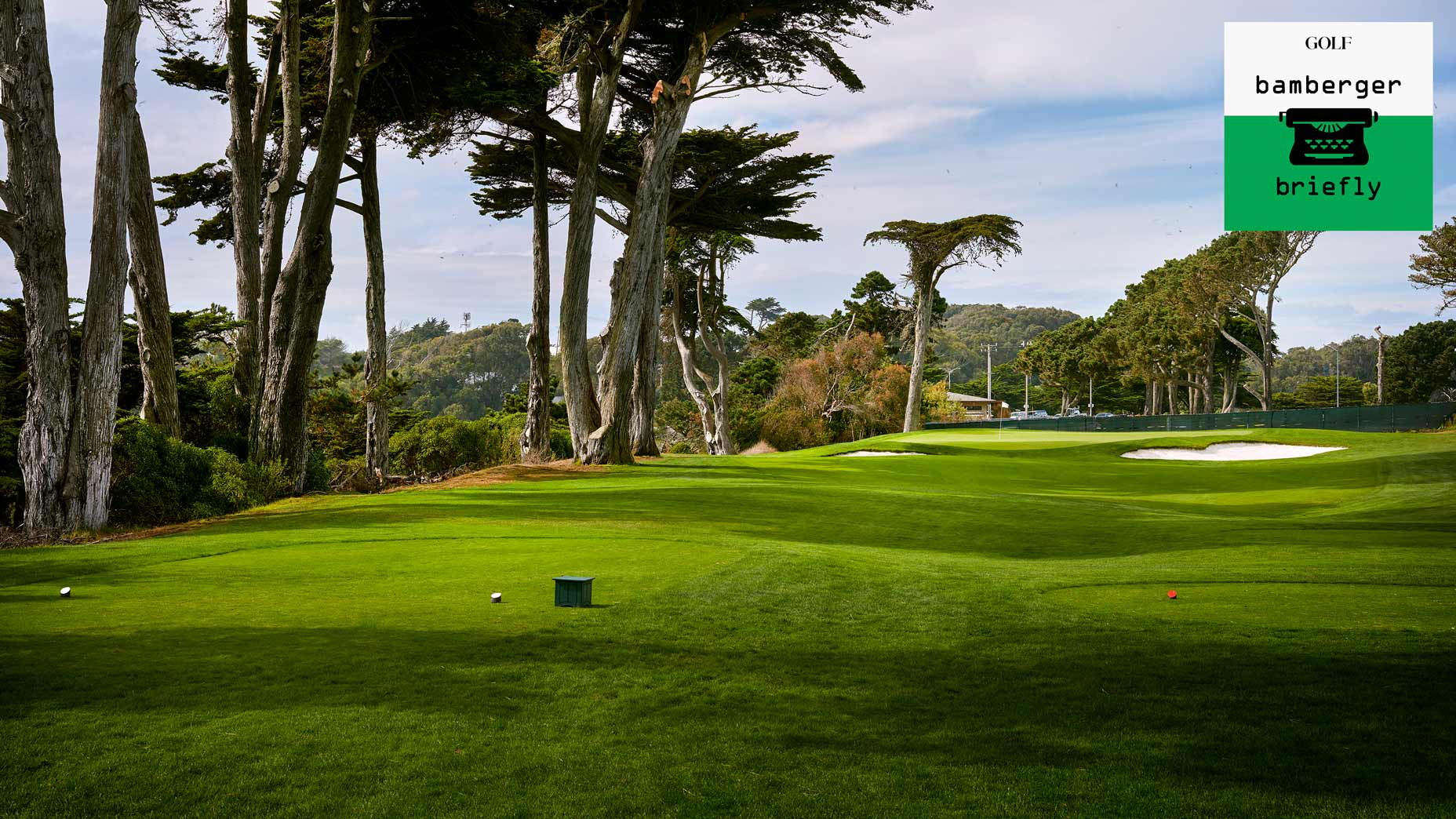 harding park without fans