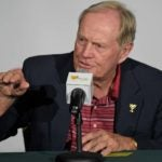 jack nicklaus at press conference