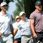 brooks koepka and dustin johnson