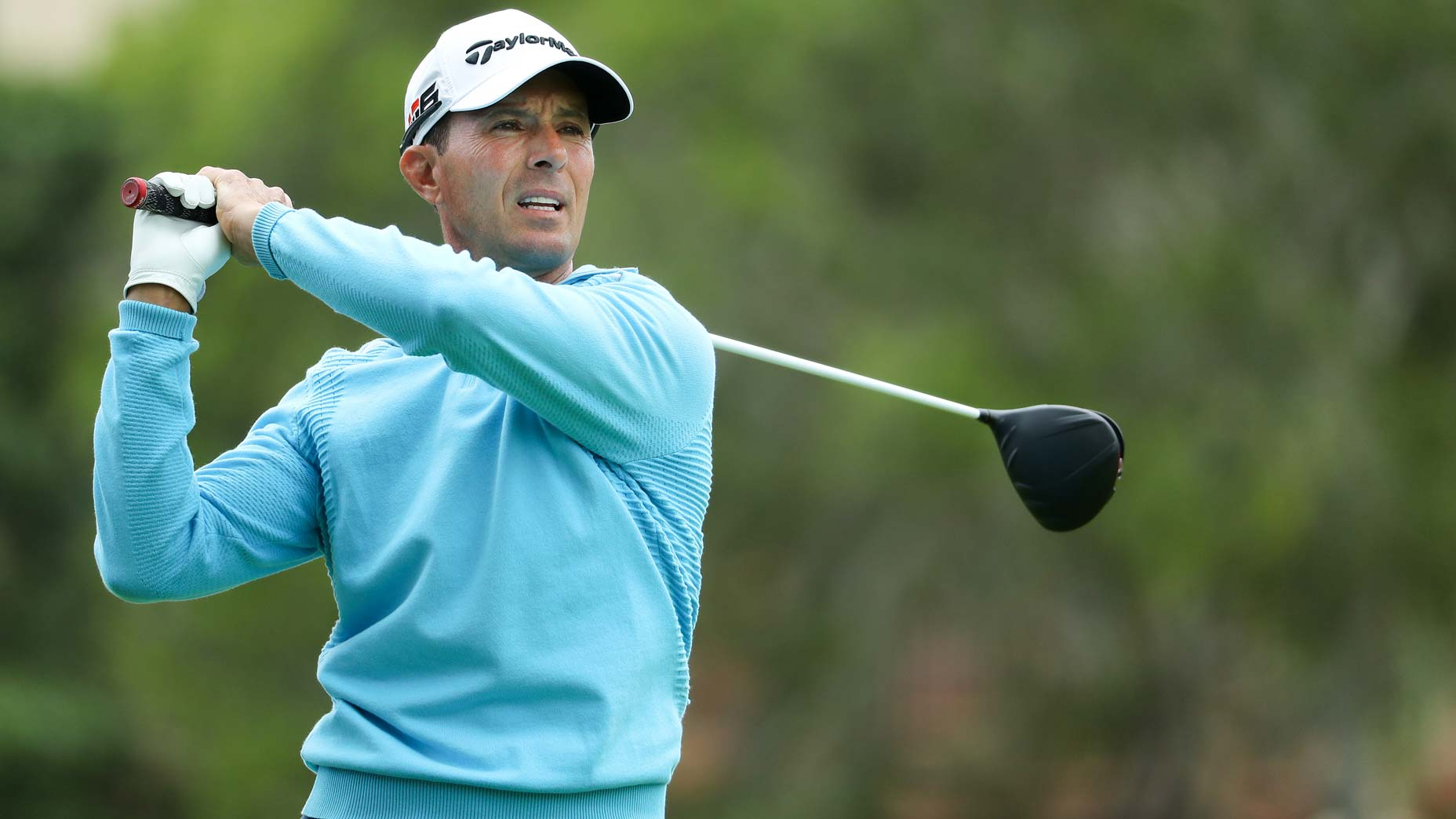 mike weir swing