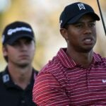 sean o'hair behind tiger woods