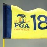 Flag at 2020 PGA Championship