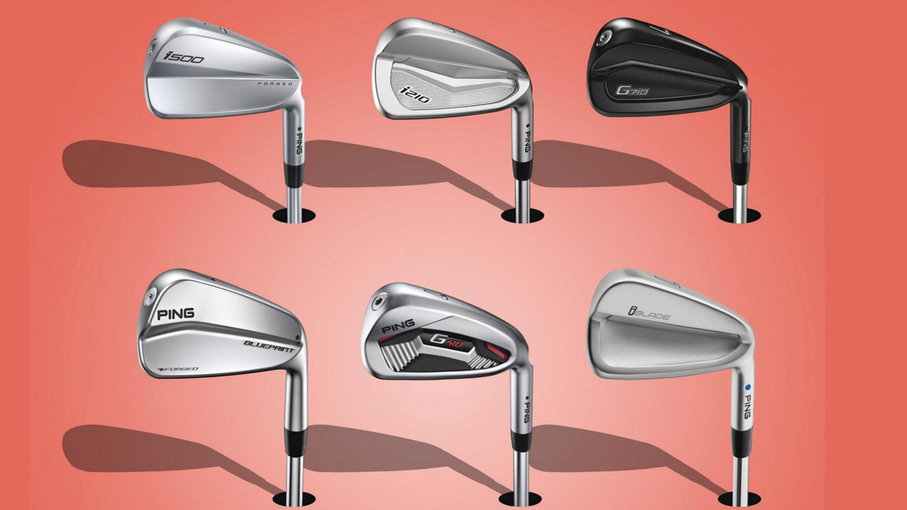 Ping golf irons