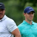 rory mcilroy brooks koepka look on