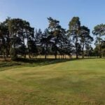 Royal Worlington & Newmarket GC in Suffolk, England.