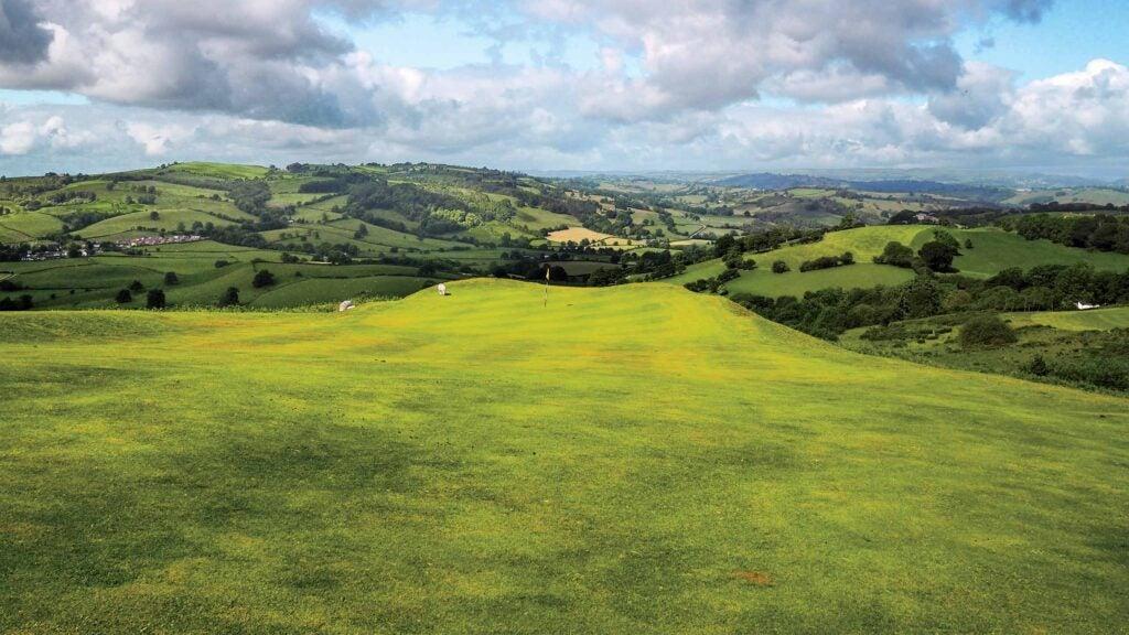 Welshpool golf