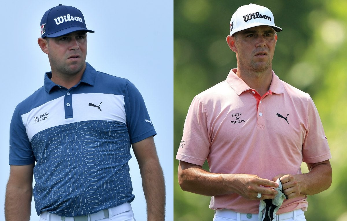 Gary Woodland lost 27 pounds by cutting out these 2 things