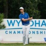 Pro golfer Billy Horschel