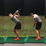 after swing sequence