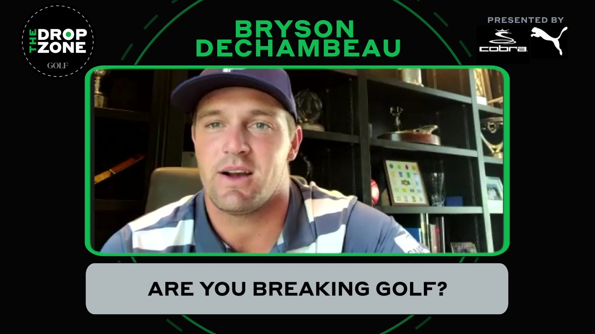 Bryson DeChambeau Interview (Part 2!): Dominating at Winged Foot, 'breaking golf' and tackling Augusta