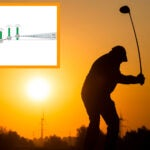 golf rounds increase