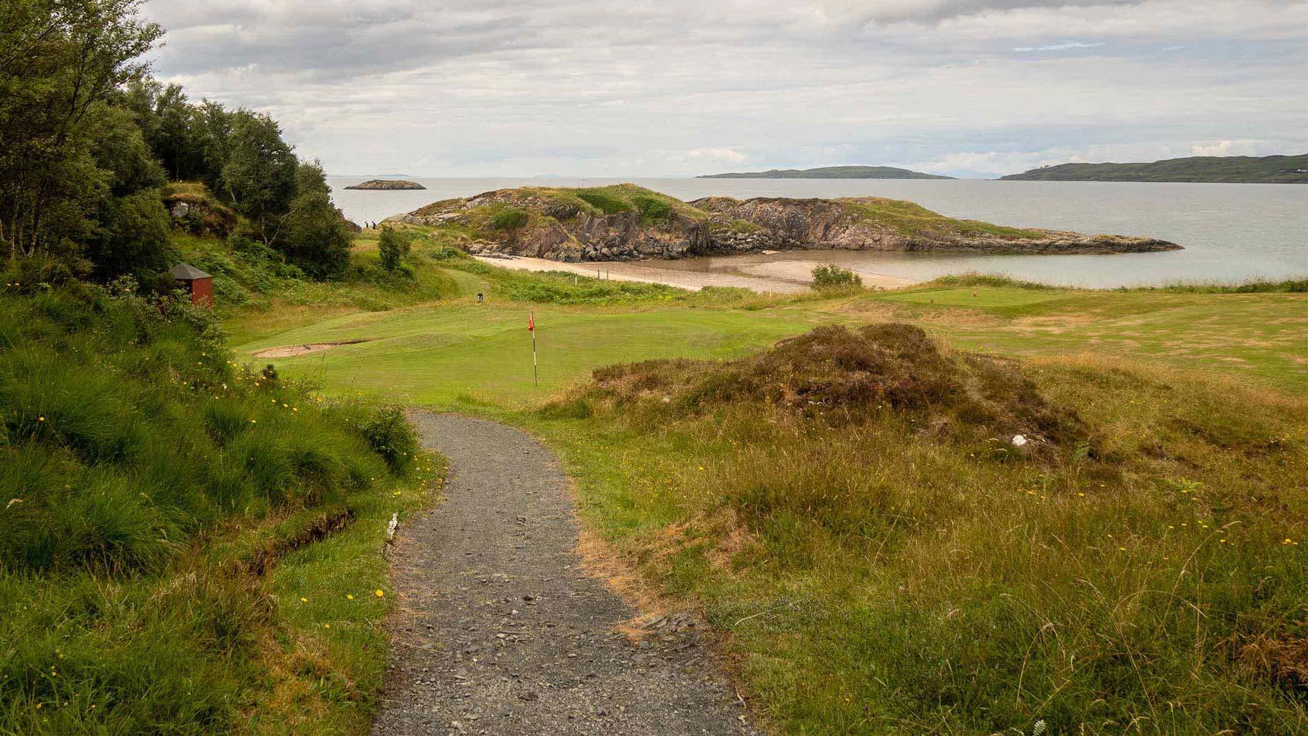 gairloch golf course