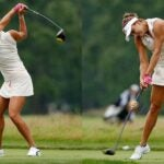 Lexi's swing is a great example for why squats are great for golfers.