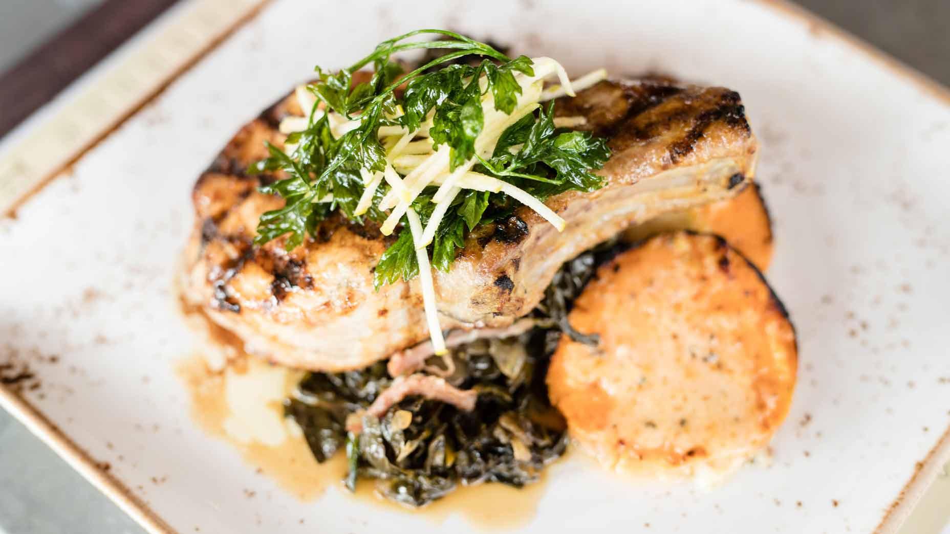 national tavern pork chop