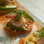 Andalusia CC shrimp stack