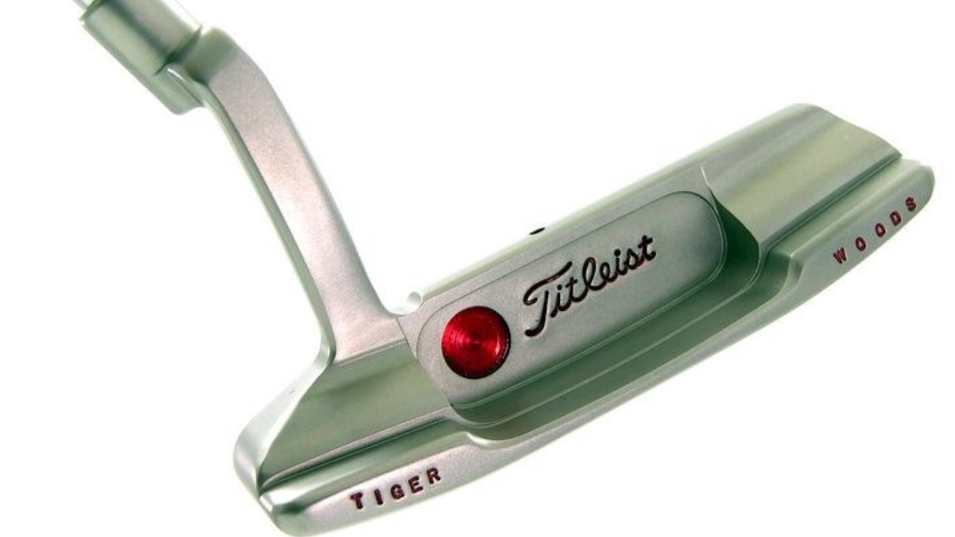tiger woods putter cameron