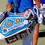 Golf bag at ANA Inspiration
