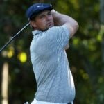 bryson follows through driver swing