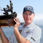 jim furyk with trophy