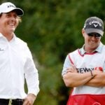 Pro golfer Phil Mickelson