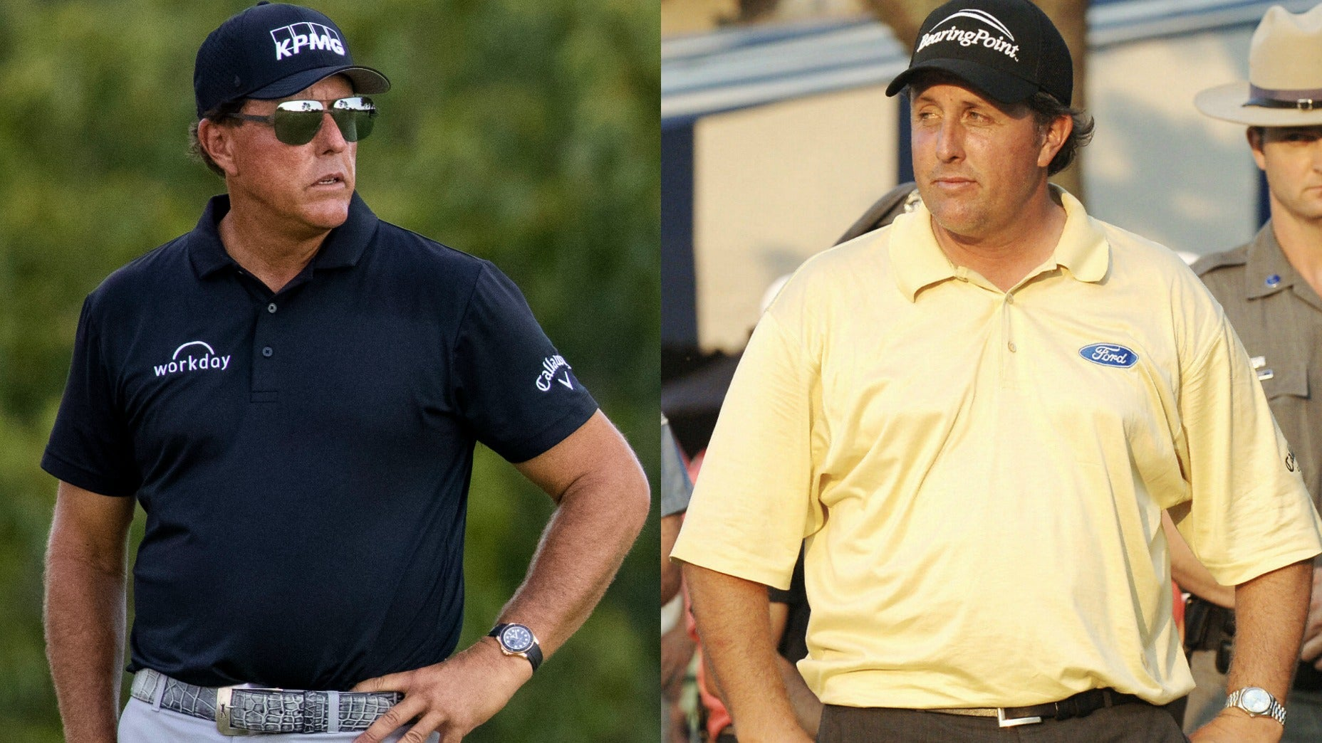 Phil Mickelson reveals the 2 secrets behind his weight loss transformation
