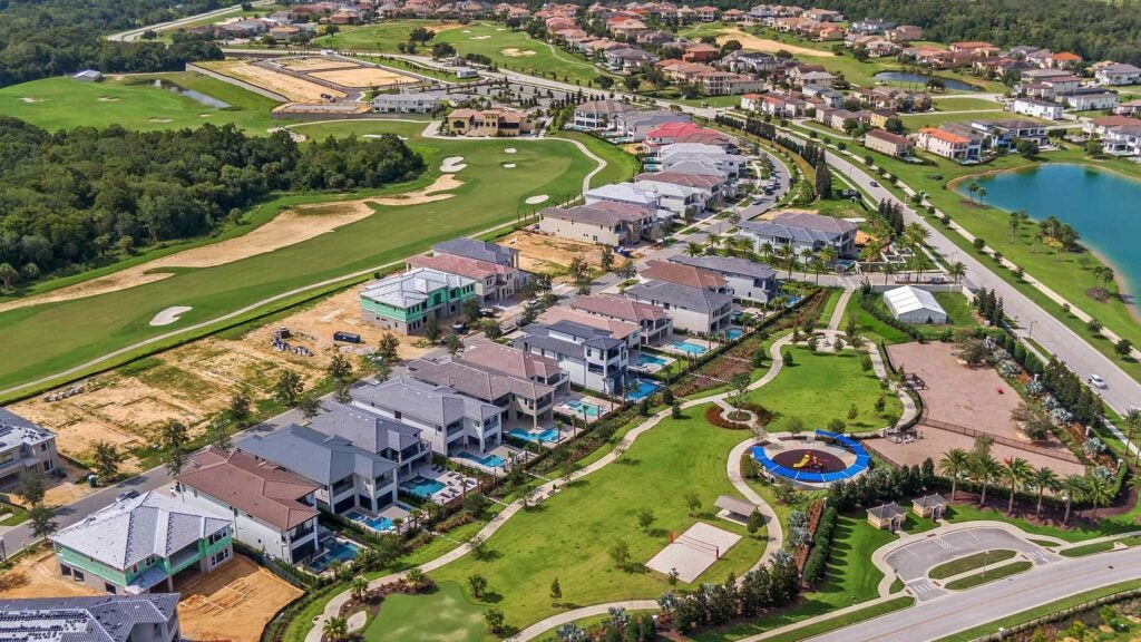 How an Orlando golf resort is putting a creative (and profitable!) spin on the future of vacations