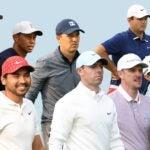 U.S. Open golfers