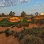 Le 13e trou du Tobacco Road Golf Club.