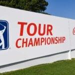 tour championship sign