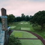 Winged Foot 10th tee