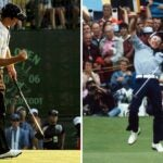 Geoff Ogilvy and Hale Irwin winning their U.S. Opens at Winged Foot