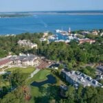Harbour Town aerial