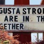 Augusta sign