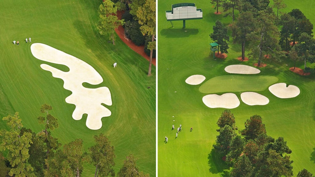 Here S How Augusta National Looked On Its Opening Day For Members