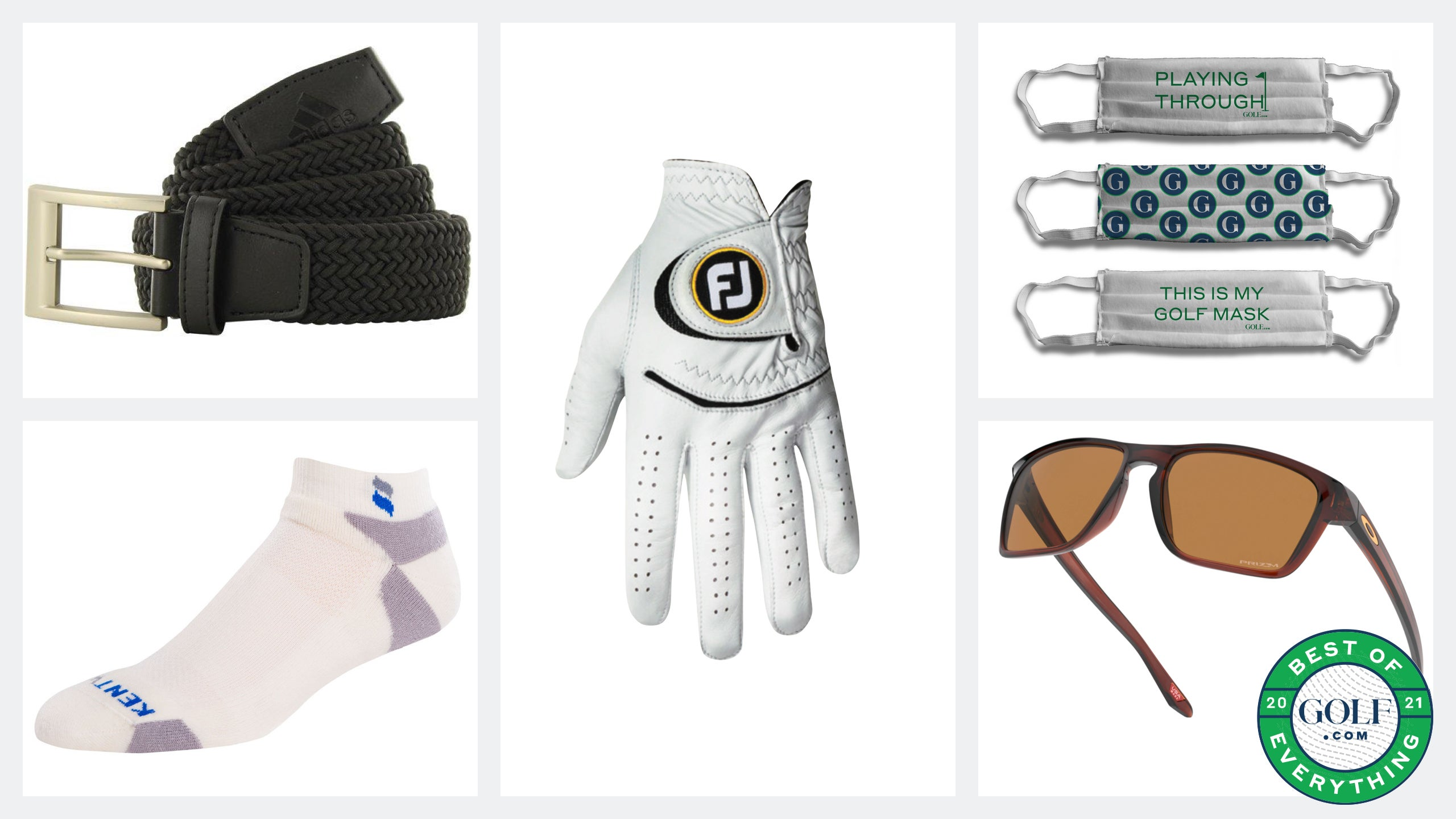 Best items in your golf bag