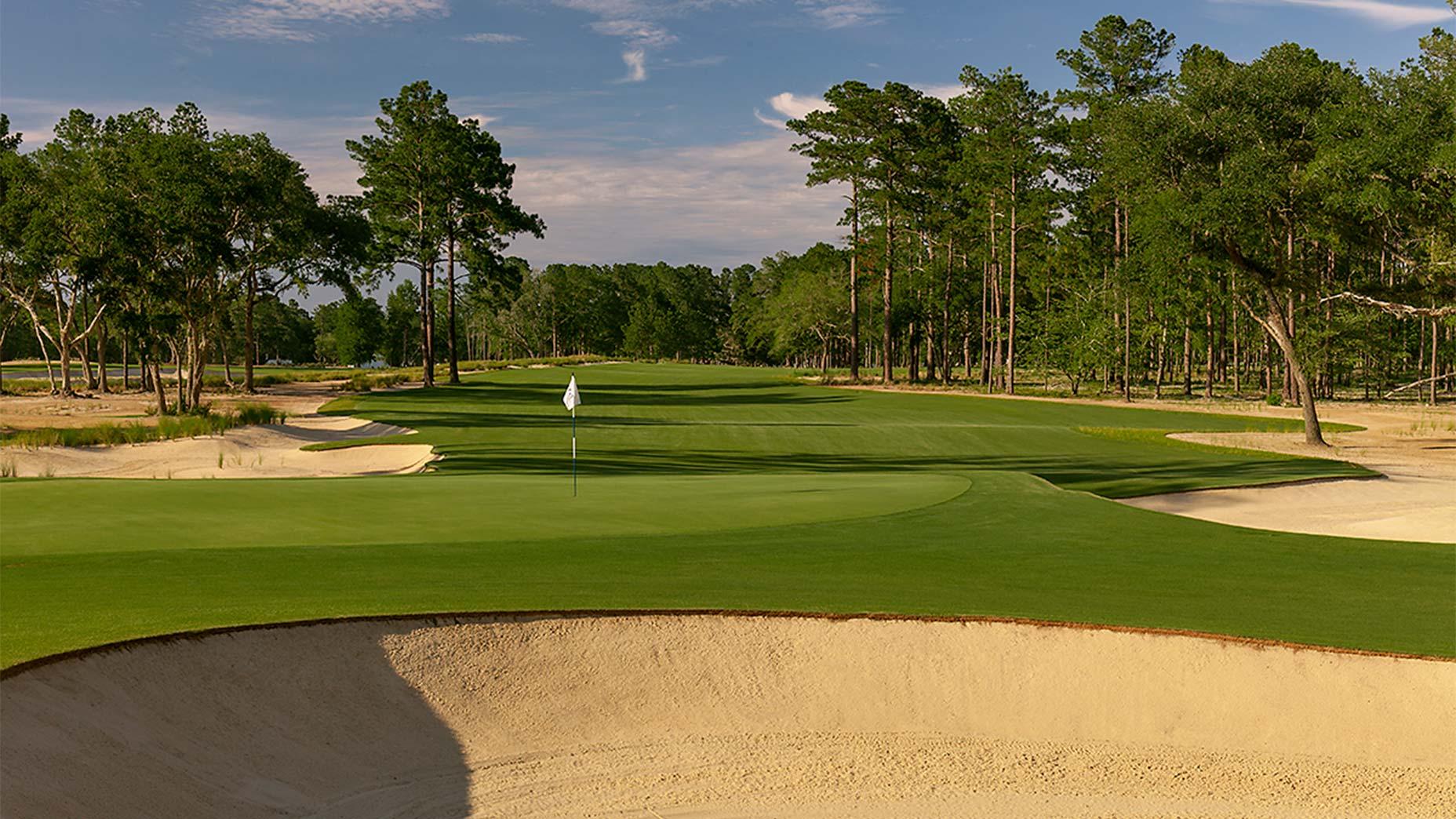 Congaree golf course
