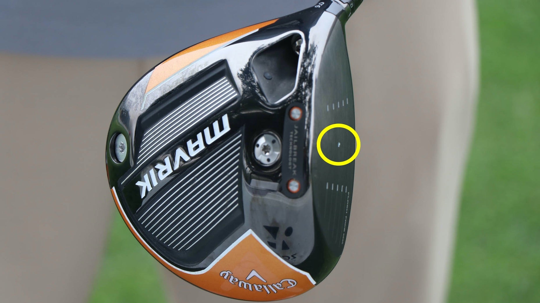 Fully Equipped mailbag: What's the purpose of the white dot on Phil Mickelson's driver face?