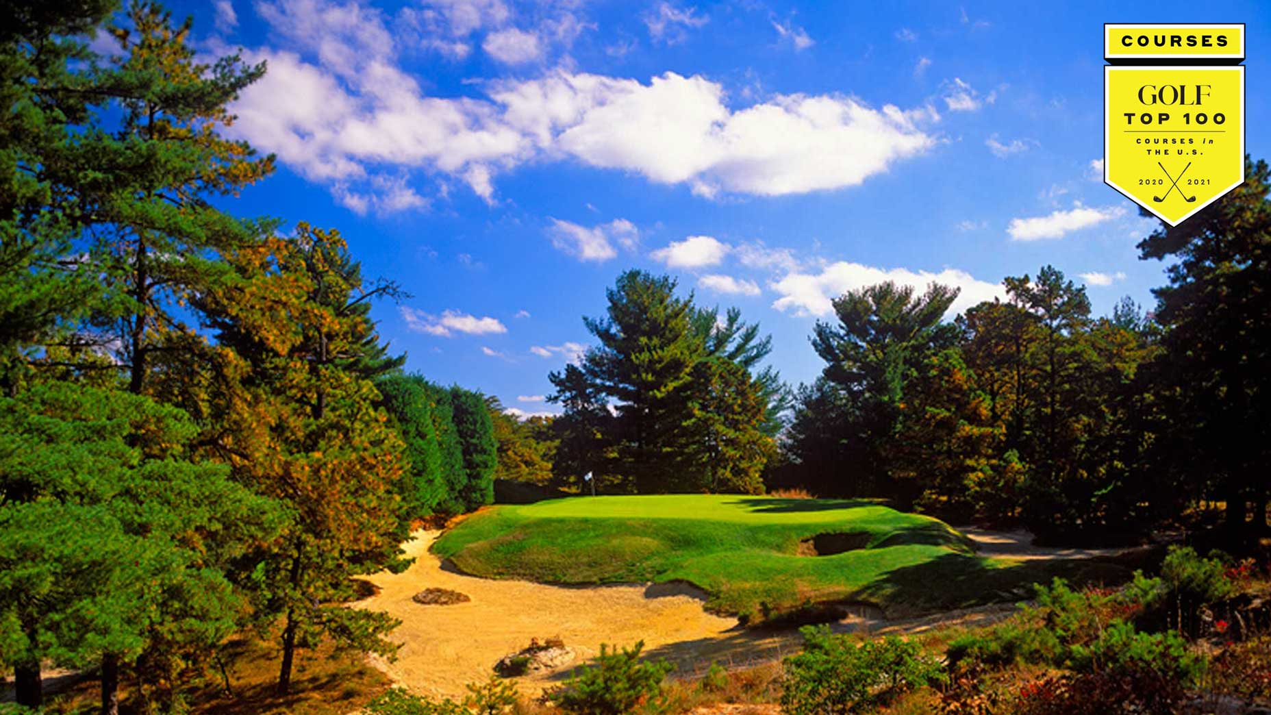 Our Top 100 Courses in the U.S. broken down by state
