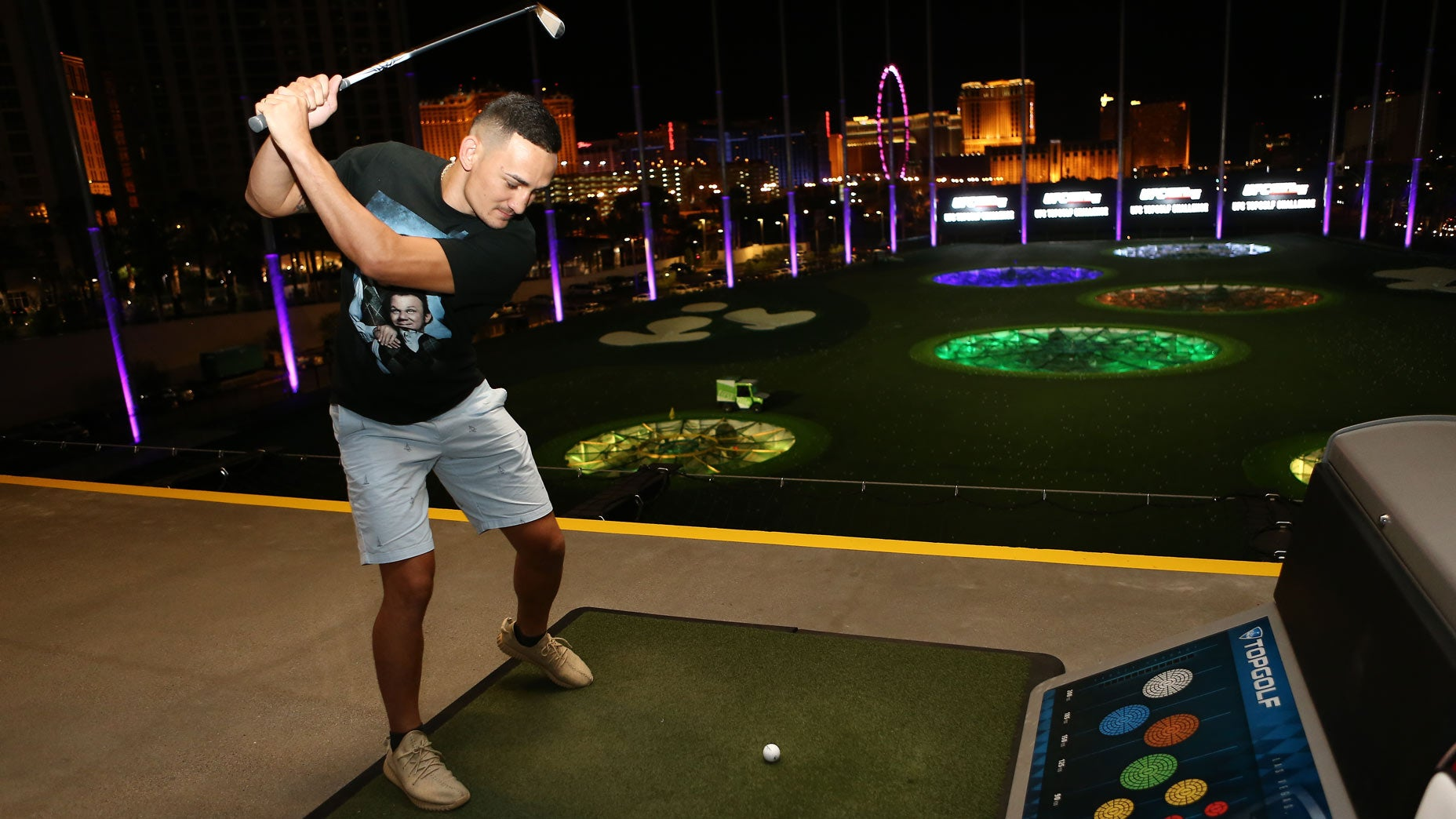 Why did Callaway buy TopGolf? Their CEOs explain the strategy
