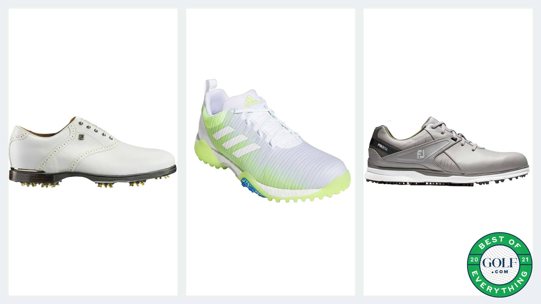 The best golf shoes for 2021