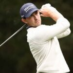 patrick cantlay swings driver zozo