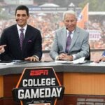 college gameday set