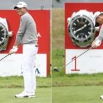 Collin Morikawa at the PGA Championship