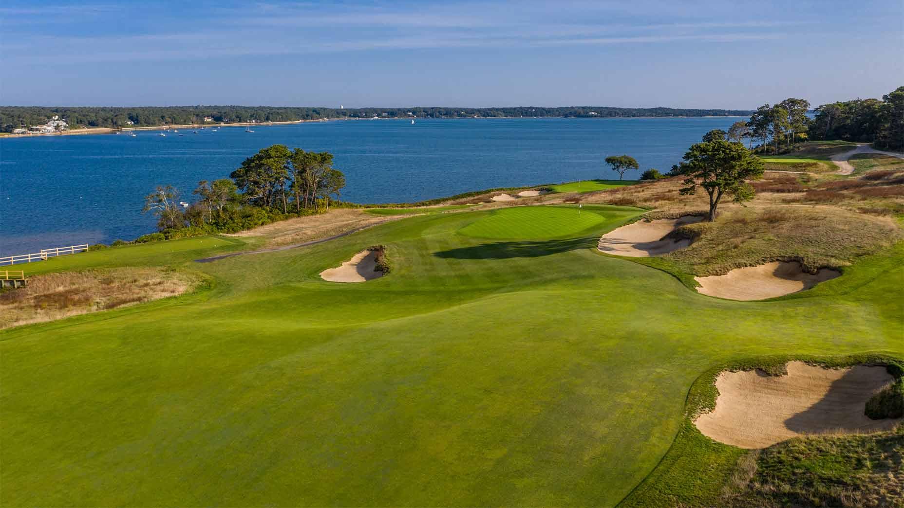 Eastward Ho! golf course.