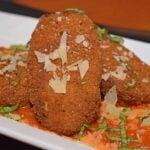 Rio Secco fried mozzarella