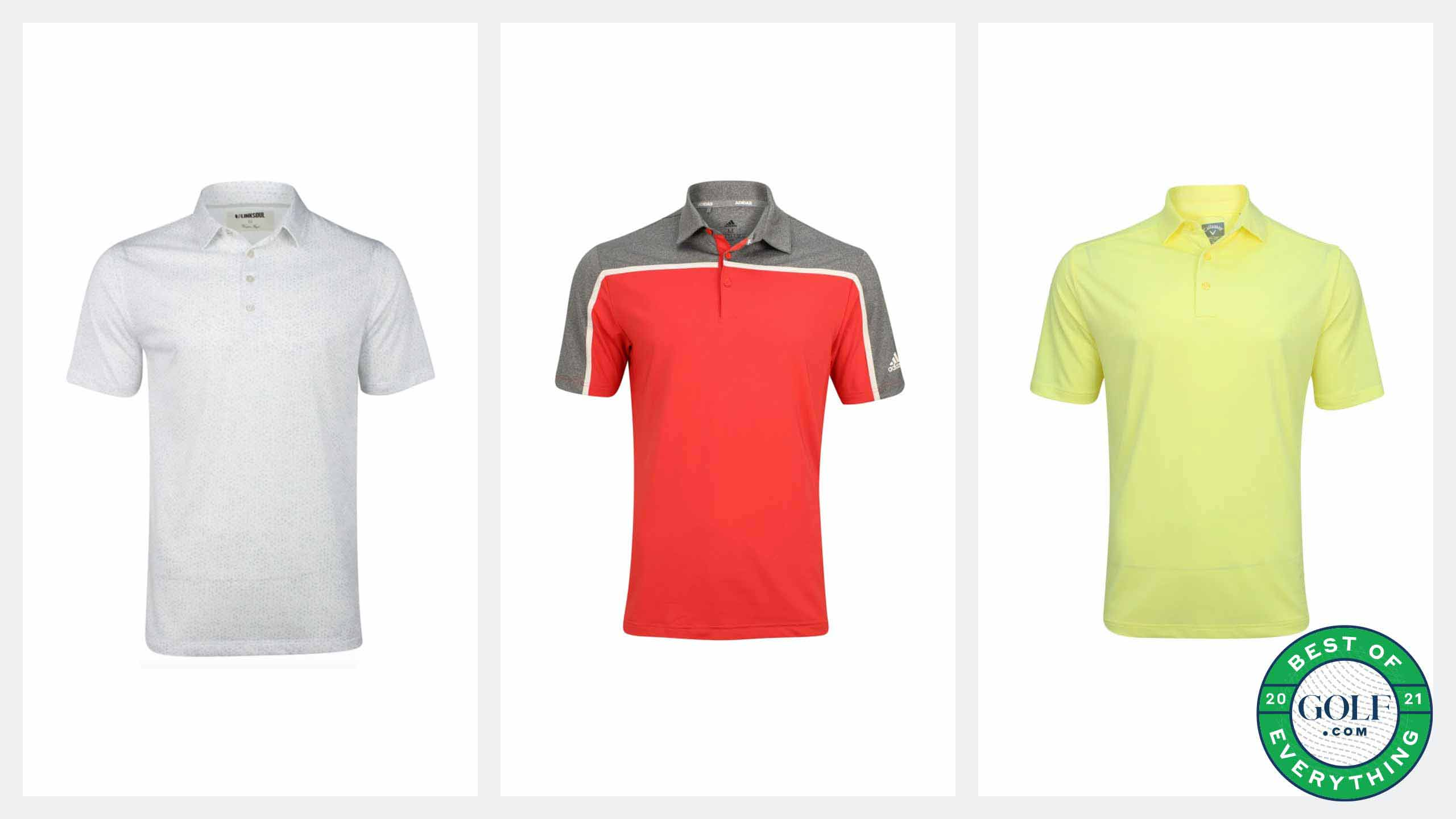 The best golf polos