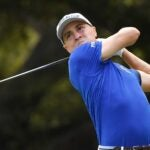 Justin Thomas at Zozo Championship